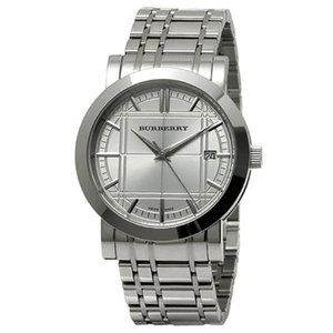 Heritage Men's Silver Dial Stainless Steel Watch